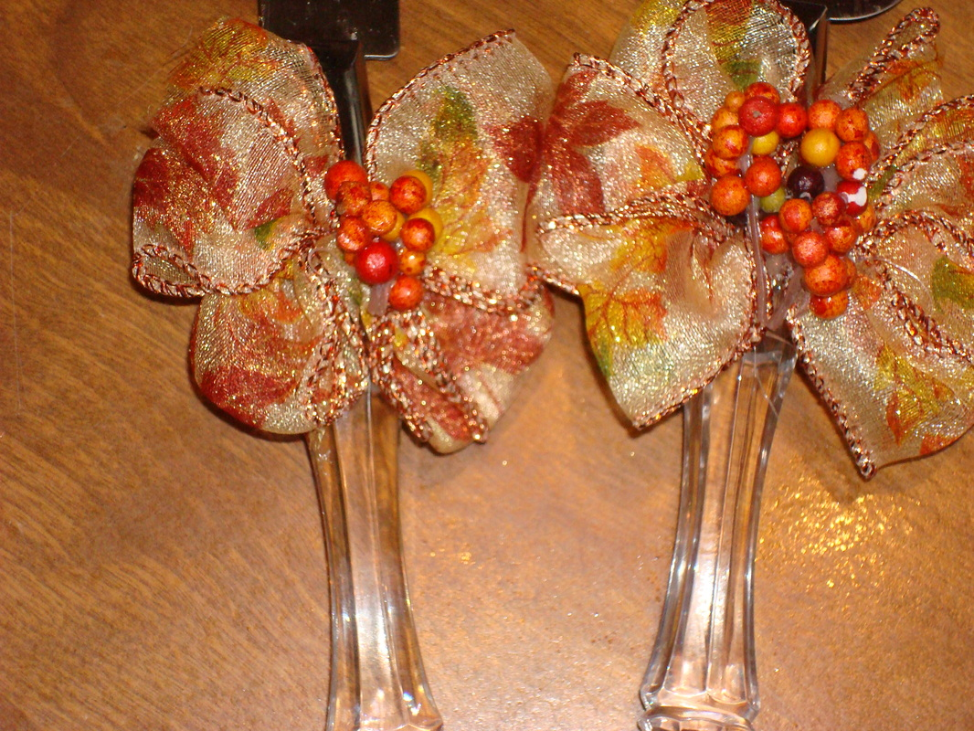 Fall Wedding Items For Sale